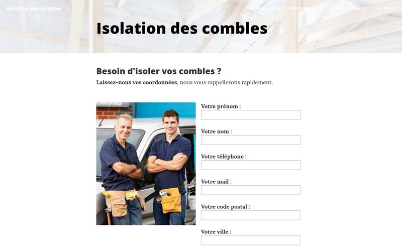 Isolation des combles, comment faire ?